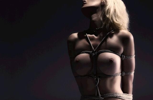 M性感マッサージをより楽しむならSMの緊縛でいっても責められ続ける縄縛り拘束SMがおすすめ